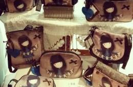 Gorjuss: bolsos, mochilas, neceseres, carteras……