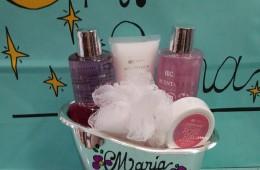 Perfumería natural. Conjuntos personalizados.