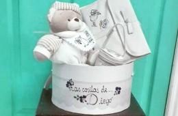 Canastillas de bebé a tu gusto y personalizadas.