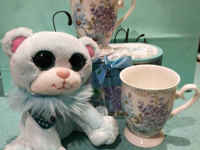 Peluche gato Benni de la colección Snukis.