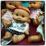 Muñeco infantil personalizado