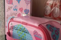 Diarios, neceseres …y regalos infantiles y juveniles personalizados…