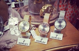 Relojes  Nowley de Chic Collection.