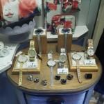 Relojes Nowley en acero (plateado, dorado y dorado rosa).