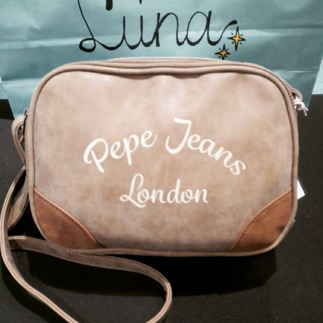 97d33b28 Bandolera de Pepe Jeans London. - Oh!Luna