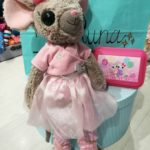 Peluche grande Holly bailarina de The House of Mouse.